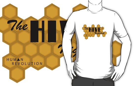 Hive Nightclub Norm by Adam Angold