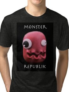 Monster Republik Tri-blend T-Shirt