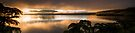 Mystical Mt Tarawera (pano) by Michael Treloar