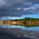 Dam Reflections by sedge808