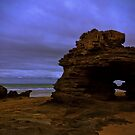 The Rock - Great Ocean Road, Australia by L. J. Carter