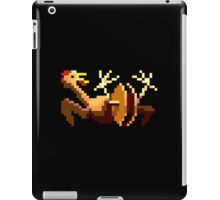 Rubber chicken with a pulley in the middle (Monkey Island) iPad Case/Skin