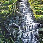 Waterfall by © Linda Callaghan