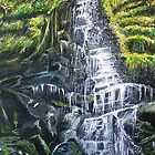 Waterfall by Linda Callaghan