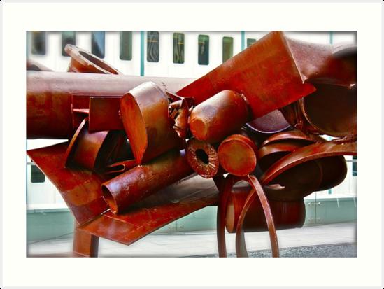Iron - ized by Linda Bianic