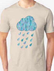 Watercolor Rain Cloud T-Shirt