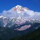 Mt. Hood Oregon  by Don Siebel