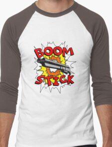 Boom Stick Men's Baseball ¾ T-Shirt
