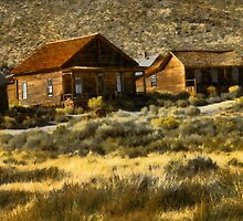 Close Community...Bodie by pat gamwell