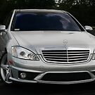 2009 S63 AMG Wicked & Bada*s ! Yea I mean it! by Daniel  Oyvetsky
