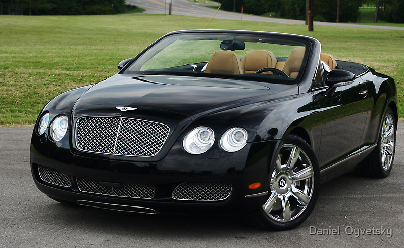 GTC Bentley - 6.0 Twin Turbo W12 ! by Daniel  Oyvetsky