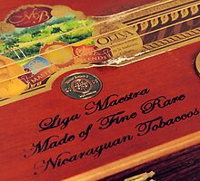 Cigar Box Blues by Phil  Crean