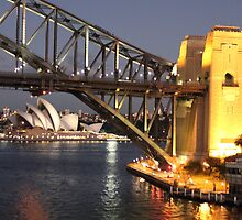 Sydney Harbour Icons by Kirstie976