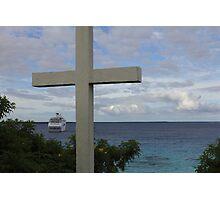 A religious experience:  Lifou Photographic Print