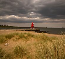 Littlehaven, South Shields by Simon Lowe
