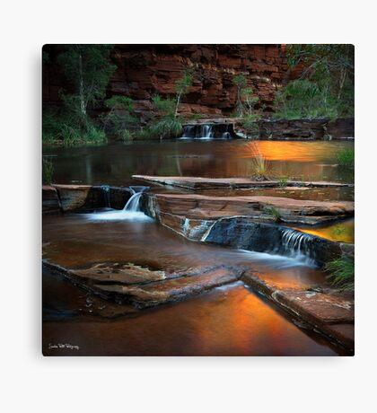 Dales Gorge - Karijini National Park Canvas Print