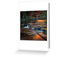 Dales Gorge - Karijini National Park Greeting Card