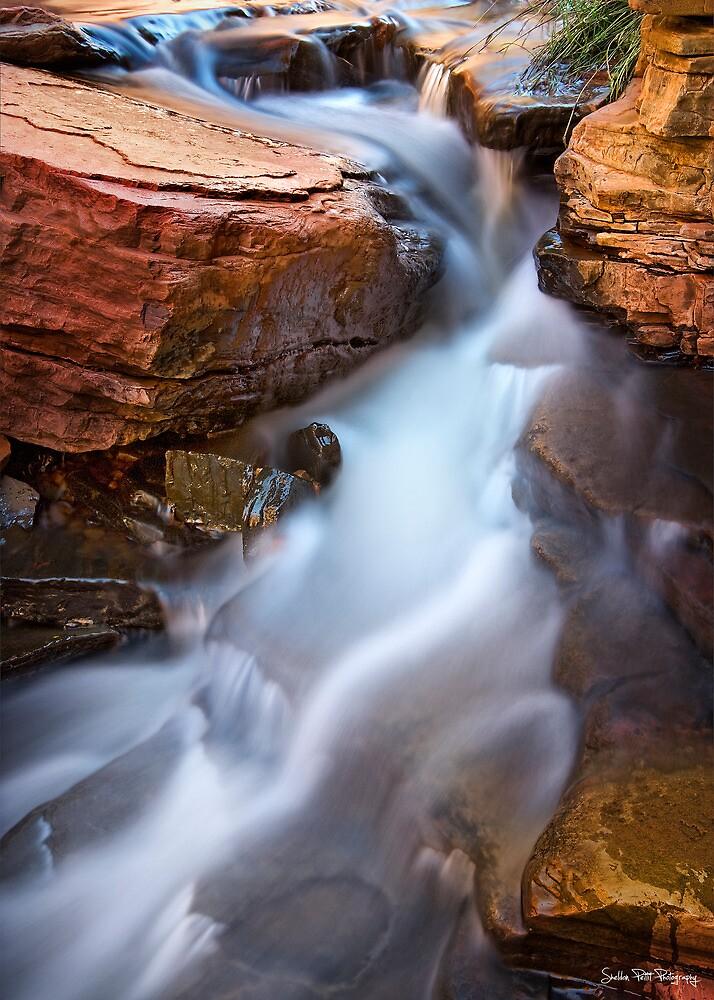 Small Falls by Sheldon Pettit
