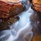 Small Falls by Sheldon Pettit