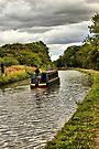 Shropshire Union Canal by Darren Burroughs