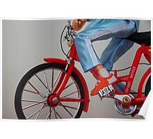 Fluke or Real Ride Poster