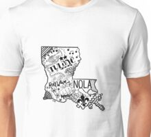 Louisiana  Unisex T-Shirt