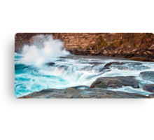 Wash Up Canvas Print