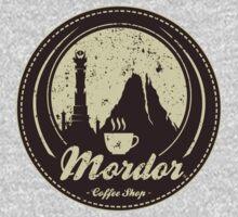 MORDOR COFFEE SHOP by Fernando Sala