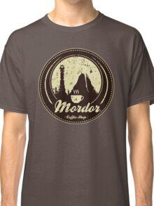 MORDOR COFFEE SHOP Classic T-Shirt