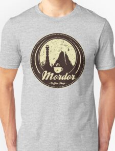 MORDOR COFFEE SHOP T-Shirt