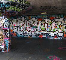 Graffiti  by Chris Day