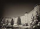 Fairmont Chateau at Lake Louise by Ryan Davison Crisp