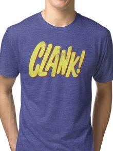 Clank! Tri-blend T-Shirt