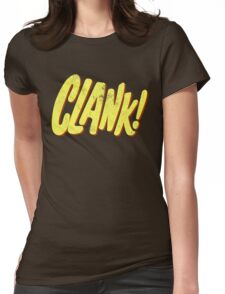 Clank! Womens Fitted T-Shirt