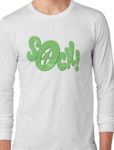 Sock! Long Sleeve T-Shirt