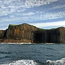 Isle of Staffa by Matthias Keysermann