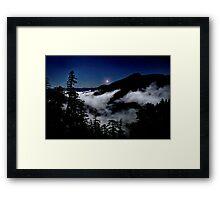 Buck Mountain Joy ~ Oregon Cascades ~ Framed Print