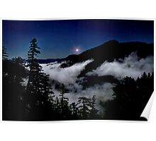Buck Mountain Joy ~ Oregon Cascades ~ Poster