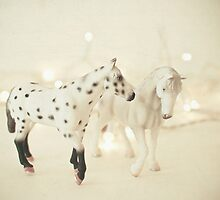 White Horses by Cassia Beck