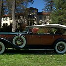 1930 Packard 7 Passenger Touring Car by TeeMack