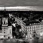 Prague monochrome by scottsphotos
