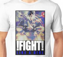 FIGHT LIKE A GIRL Unisex T-Shirt