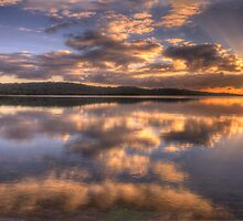 The Awakening - Narrabeen Lakes,Sydney - The HDR Experience by Philip Johnson
