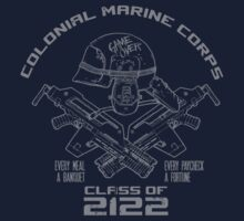 Class of 2122 (Navy) by Manny Peters