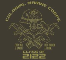 Class of 2122 (Army) by Manny Peters