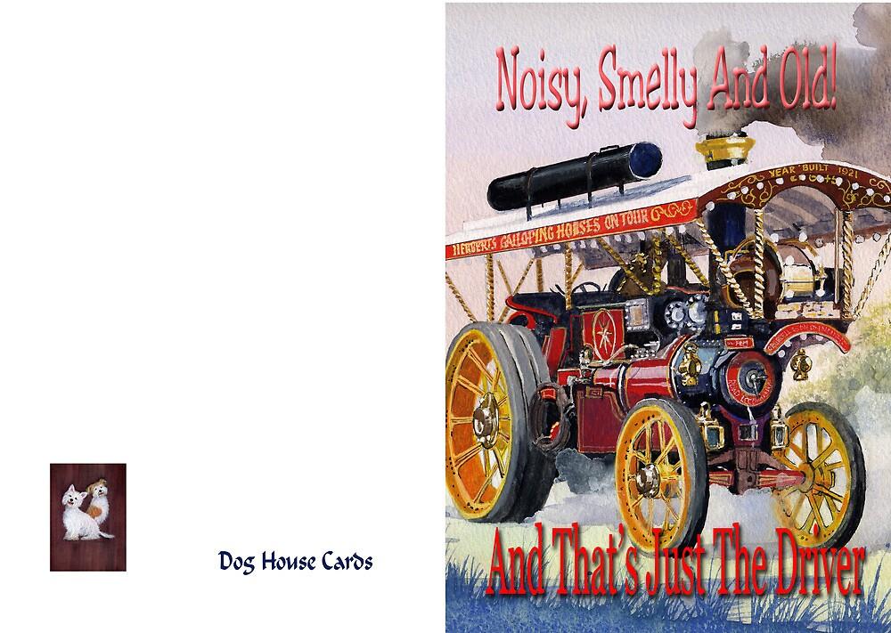 Noisey Smelly & Old by Jim Mathews