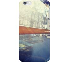 Everyday commute iPhone Case/Skin