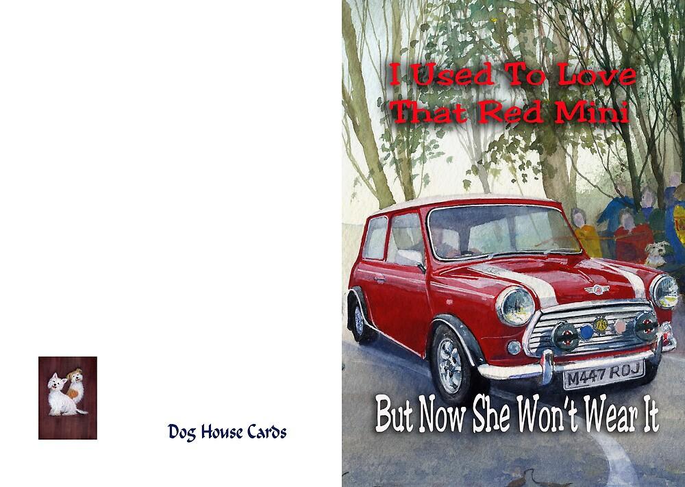 She wo'nt ware it by Jim Mathews