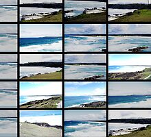 The other side of Sawtell NSW Australia by LESLEY BUtler