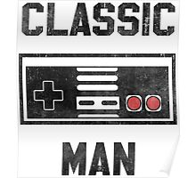 Classic Man (NES) Poster